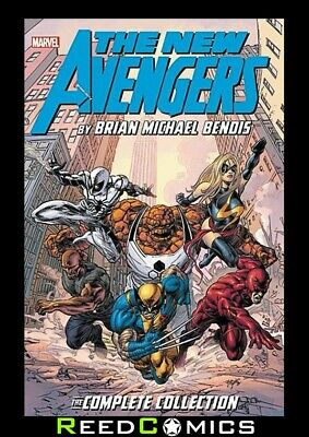 NEW AVENGERS BY BENDIS COMPLETE COLLECTION VOLUME 7 GRAPHIC NOVEL (440 Pages)
