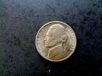 1938 D Jefferson Nickel, Nice Uncirculated Coin, Sharp Strike, Fast Shipping