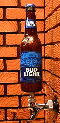 BUD LIGHT BEER TAP HANDLE - A COOL GIFT for MANCAVE, KEGERATOR or DISPLAY