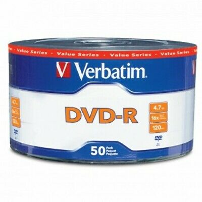 NEW 100-PK Kodak 16X Logo Top Blank DVD-R DVDR Recordable Disc Media 4.7GB