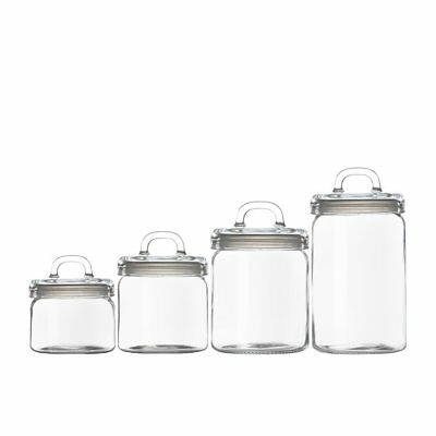 NEW Maxwell & Williams Refresh Canister Set of 4