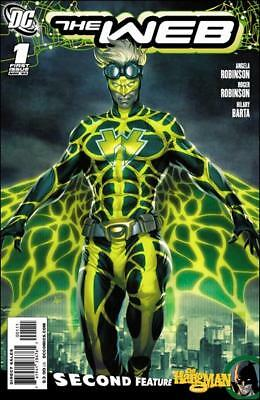 The Web (2009)   #1 to 10 Complete   NM- to NM/M