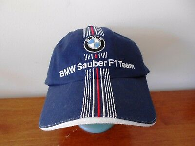 Cap BMW Sauber FI Team Ajustable