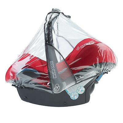 Rain Cover To Fit Maxi-Cosi CabrioFix Pebble Baby Car Seat New 0-12MTHS