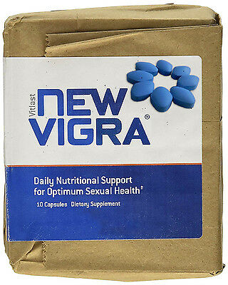 NEW VIGRA - BLUE and Strong Sexual Health Supplement that Works - GUARANTEED