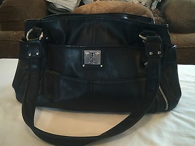 Tyler Rodan New Black A-Line Shopper Bag Msrp $99