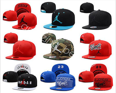 2017 White Hip-Hop adjustable boy Baseball Cap JORDAN Fashion Snapback Hat