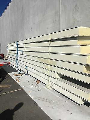 200mm Insulated Panels