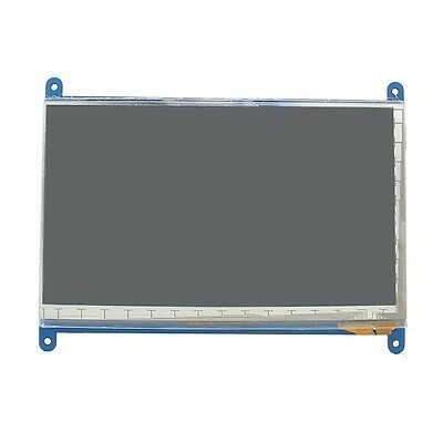 7 Inch 800 X 480 Hdmi Capacitive Ips Lcd Display 5 Point Touch Screen For