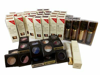53PC IMAN Makeup (cc cream, eyeshadow /liner) job lots job lot wholesale