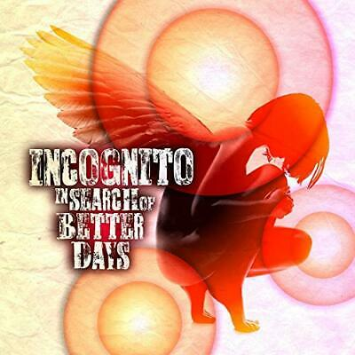 Incognito - In Search Of Better Days [CD]