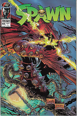 SPAWN 45...NM-...1996...Todd McFarlane,Greg Capullo...Bargain!