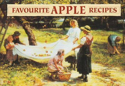 Favourite Apple Recipes cookery cooking book by Souvenirz