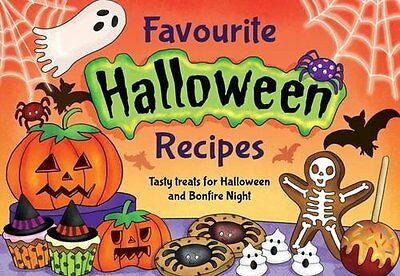 Tasty Treats Halloween and Bonfire night cooking recipes book by Souvenirz