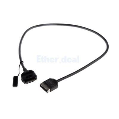 Auto USB Kabel Musik Play Aux Audio Adapter für Land Rover Discovery 4