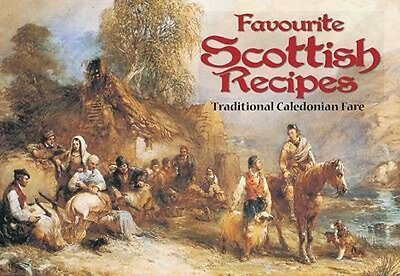 Favourite Scottish Recipes traditional caledonian fare cooking book by souvenirz