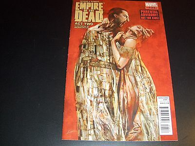 George Romero's Empire of the Dead Act 2 #4 1st print Night Dawn Dead Walking