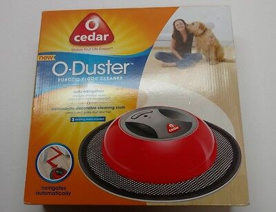 o-duster robotic floor cleaner household compact hygiene fur