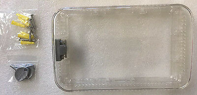 Lock guard Box For Thermostats anti tamper clear child proof thermostat