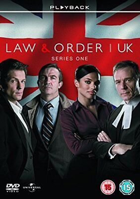 Law and Order: UK - Series 1 [DVD][Region 2]