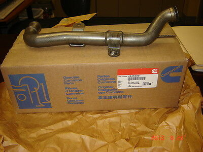 Cummins Water Outlet Tube 4945500 See Description For Engine Ap[plications