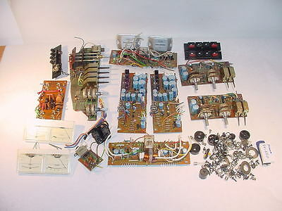 Pioneer SX-650 receiver MISC HARDWARE SPARE PART LOT &pdf-service-manual