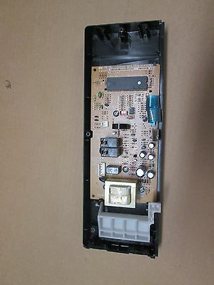 Ge Profile Microwave Oven Je2160sf03 Main Control Board Panel