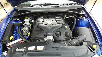 Holden Commodore Engine 3.6, 10H7A Tag (190Kw), Alloy Tech, Vz, Sv6 (Black Inlet