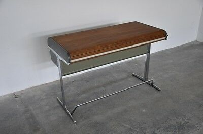 George Nelson Action Office Stehpult Schreibtisch Herman Miller High Desk  Design