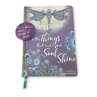 Lisa Pollock Dream Journal Notebook Diary Blank Book Lined 100 page Writing Gift