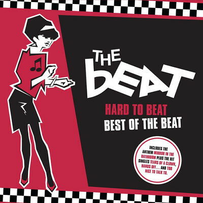 The Beat : Hard to Beat: Best of the Beat CD (2017) ***NEW***