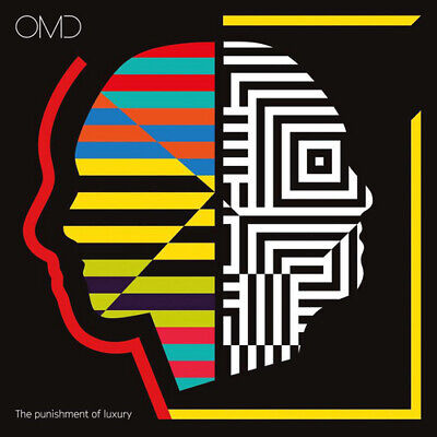 Orchestral Manoeuvres in the Dark : The Punishment of Luxury CD Album with DVD