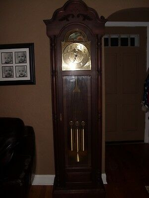 Amana Furniture Shop Sandstone Special Edition Grandfather Clock 113/250