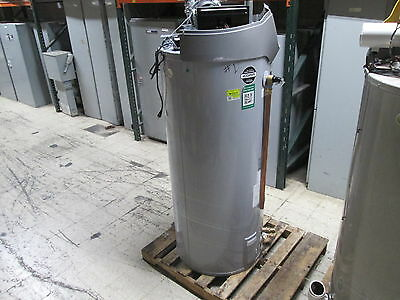 A.O. Smith Water Heater BTH 150 200 100 Gal 150000BTU Natural Gas 120V 60Hz Used