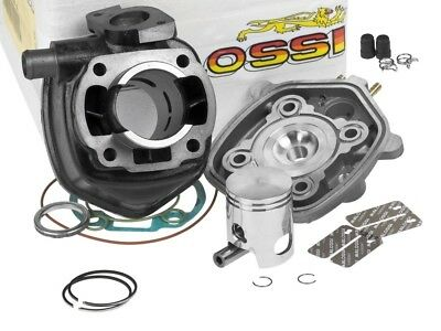 Zylinder KIT 50ccm Malossi Sport Motowell Magnet RS Yamaha Jog Aerox Cat RR LC