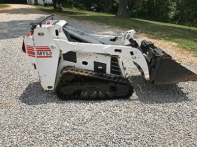 2013 Bobcat MT 52 Dingo- Skidsteer loader
