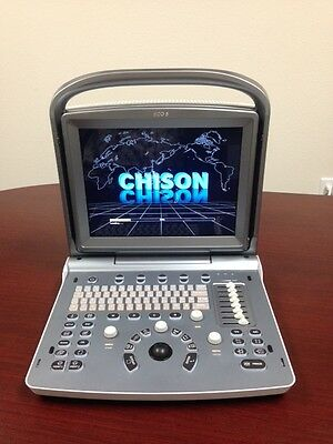 NEW Chison ECO 5 Portable Ultrasound System