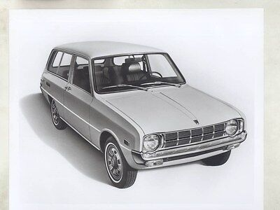 1971 Mazda 1200 Station Wagon ORIGINAL Factory Photograph wy4551