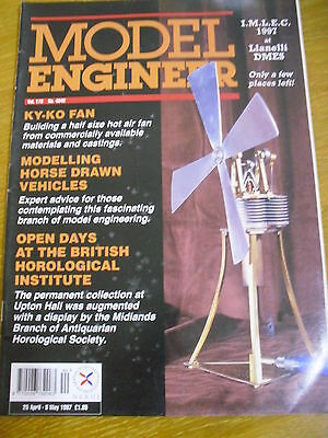 Model Engineer Magazine In Very Good Condition Number 4040