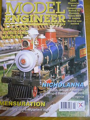Model Engineer Magazine In Very Good Condition Number 4042