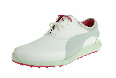 Puma Ignite Spikeless Golf Wmns Ladies Shoes 189109 01 White