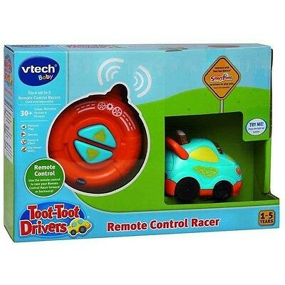 Vtech  Toot Toot Drivers Remote Control Car  NEW!