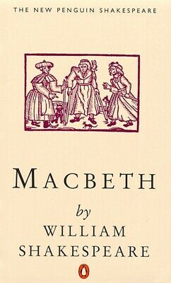 The new Penguin Shakespeare: Macbeth by George Hunter (Paperback)