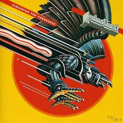 Judas Priest - Screaming For Vengeance (Bonus Tracks) (Import) New Cd