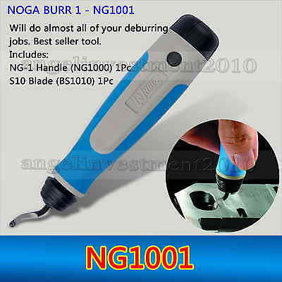 NG1001 3.2mm Swivel blade Deburring System tools Compatible