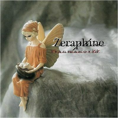ZERAPHINE - Traumaworld CD