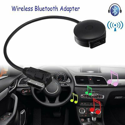 AMI MMI MDI Car Wireless Bluetooth Music Interface Adapter Cable USB For Audi F5