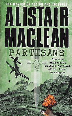Partisans By Alistair Maclean, Paperback, New Book