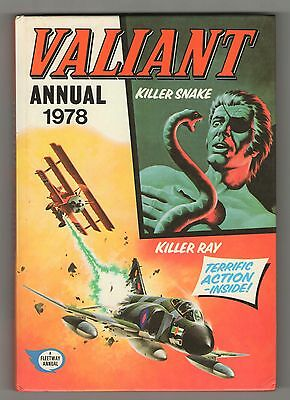 IPC Magazines - Valiant Annual - 1978 - SUPERB!!!!
