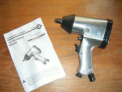 ½ Inch Air Impact Wrench